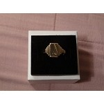 9ct Gold Vintage Signet Ring