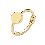 9ct Gold Cartilage Hoop Earring